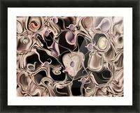 Reincarnated Emotion Picture Frame print