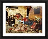 Swoboda carpet menders Picture Frame print