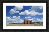 Ruins of Abo Pueblo  VP1 Picture Frame print