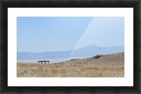 Volcanoes of Albuquerque VP7 Picture Frame print