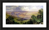 Valley of Cuernavaca Picture Frame print