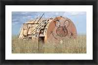 Smiles on Hwy 41  VP1 Picture Frame print