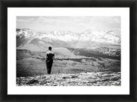 Stoic Picture Frame print