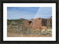 Jemez Mountains VP16 Picture Frame print