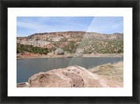 Jemez Mountains VP9 Picture Frame print