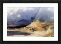 Galgenberg bei Gewitterstimmung Impression et Cadre photo