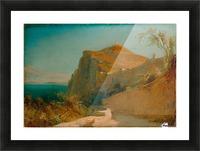 Tiberiusfelsen auf Capri Impression et Cadre photo