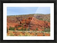 Jemez Mountains VP20 Picture Frame print