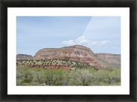 Jemez Mountains VP19 Picture Frame print