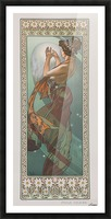 North Star Picture Frame print