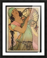 Salome Picture Frame print