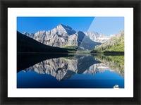Josephine Lake Picture Frame print