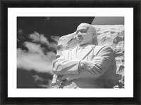 Thank You Dr. King Picture Frame print