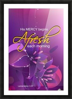 NEW MERCY EVERYDAY Picture Frame print