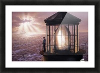 Another Safe Passage Picture Frame print
