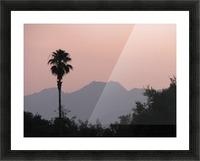 Ojai, California VP1 Picture Frame print