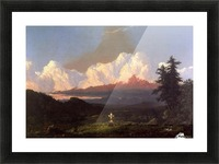 To the Memory of Cole 1848 Picture Frame print