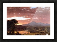 Mount Ktaadn aka Mount Katahdin 1853 Picture Frame print