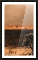 Jerusalem Picture Frame print