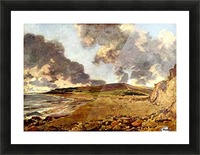 Weymouth Bay, 1816 Picture Frame print