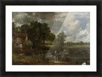 The Hay Wain Picture Frame print