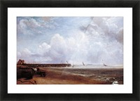 Yarmouth Jetty Picture Frame print