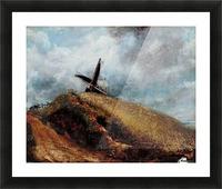 A Windmill near Brighton Picture Frame print