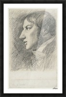 Self-Portrait 1806 Picture Frame print