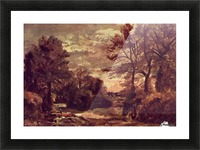 Country Road 1926 Picture Frame print