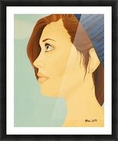 Euhoria Picture Frame print