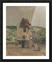 A farmhouse Picture Frame print