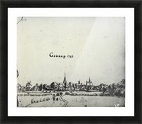 Gennep Picture Frame print