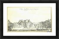 Huis Enghuizen Picture Frame print