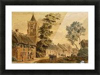 View of Sambeek Picture Frame print