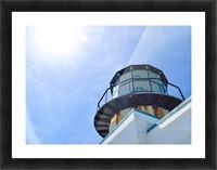 Point Bonita Picture Frame print