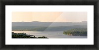 Boating on the St. John River, New Brunswick, June 7, 2012 Picture Frame print