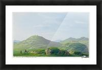 Segesta 1828 Picture Frame print