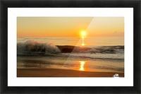 Ocean Rising Picture Frame print