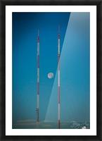 Chopsticks Picture Frame print