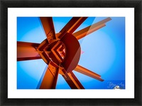 Abstract IV Picture Frame print