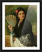 The Pride of Seville Picture Frame print