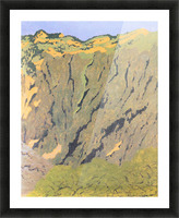 Cliffs by Felix Vallotton Picture Frame print