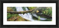 Ireland; Waterfall Picture Frame print