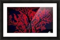 burningtree Picture Frame print
