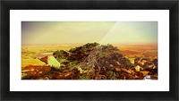 widemountians Picture Frame print