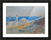 Algiers, Algeria Picture Frame print