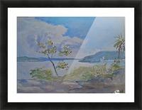 Lago Maggiore, Italy Picture Frame print