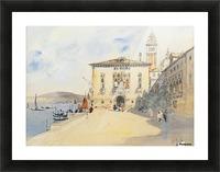 Murano, near Venice Picture Frame print
