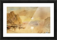 Nile River, Egypt Picture Frame print