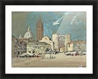 Piazza dei Signori, Padua Picture Frame print